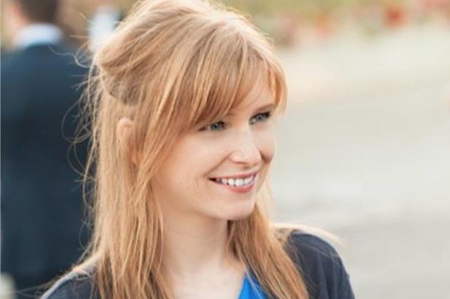Chez Taskworld depuis 2017, Anaïs Normand est responsable de l'activité française de l'éditeur TMS depuis mars 2018. (Crédit : D.R.)