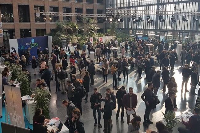 Sur la 4ème édition des Daily jobs, Euratechnologies permettra à des candidats de rencontrer les start-ups technologiques implantées sur son campus lillois. (Crédit : D.R.)