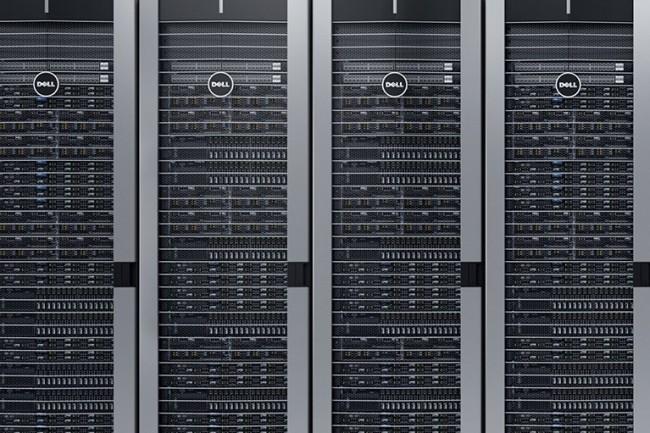 Chez Dell, c'est la division infrastructures qui rapporte le plus, si l'on en croit les chiffres pour l'exercice 2018-2019. (Crédit : Dell)