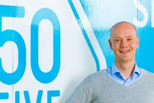 Egbert Hietberg, directeur commercial de 50five, a compté sur l'intégrateur pour former et accompagner les équipes internes à la nouvelle plate-forme.