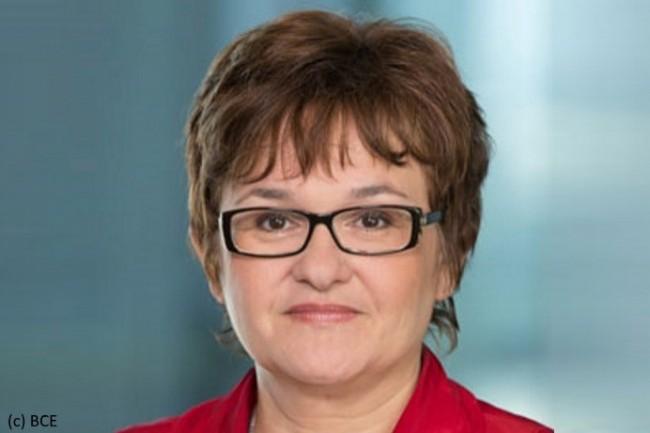 Sabine Lautenschläger, membre du directoire de la Banque centrale européenne, a tenu un discours entier sur la cyber-résilience le 9 mars 2018, aujourd'hui remis en avant par la BCE.