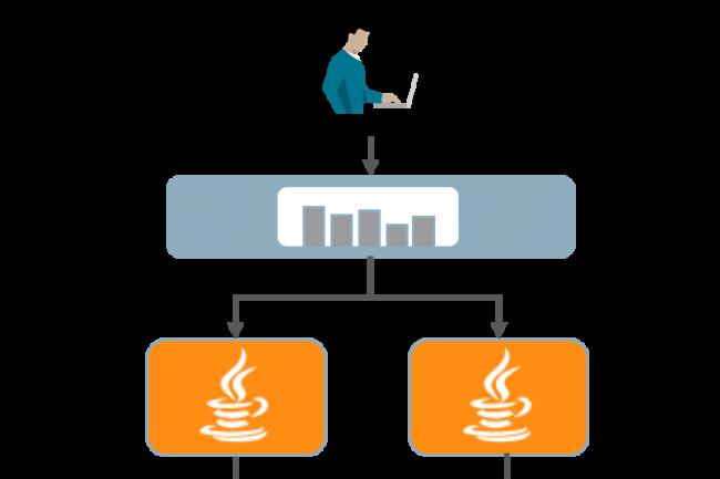 Il est possible de télécharger le JRE indépendamment du JDK, et de choisir la JVM. (Crédit Oracle)