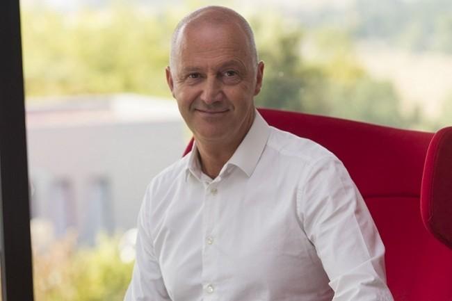 Thierry Bardy, président d'IMS Networks, mise sur sa filiale Cyblex Technologies pour accélerer le développement de sa division cybersécurité. (Crédit : IMS Networks)