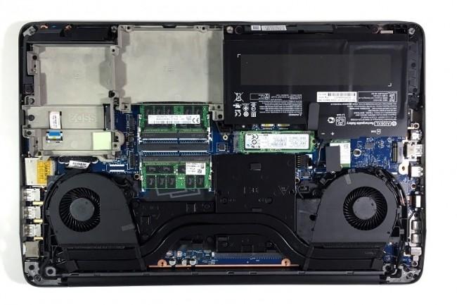 HP recommande de rapporter les laptops concernés par le problème de batterie à l'atelier pour un remplacement. (Crédit D.R.)