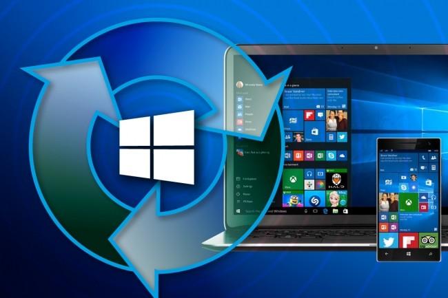 'il faut vérifier si la mise à jour automatique de Windows implique des actions supplémentaires pour protéger les systèmes.