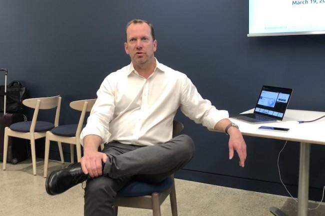 CEO de Hazelcast, Kelly Herrell est arrivé aux commandes de la start-up en août 2018 avec de solides références sur le marché. (Crédit S.L.)