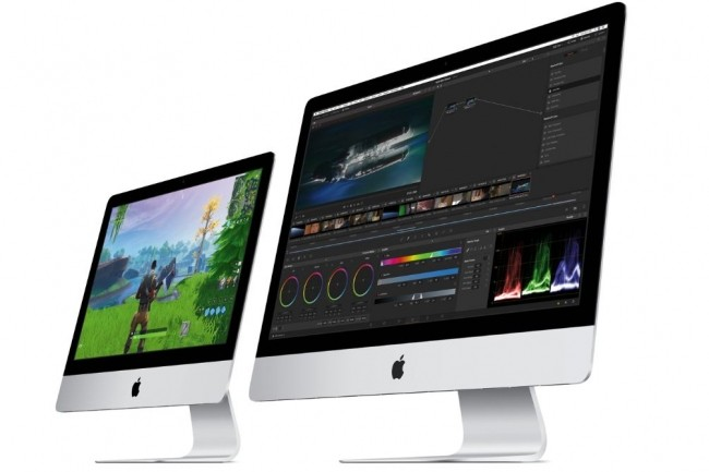 Apple met à jour son iMac
