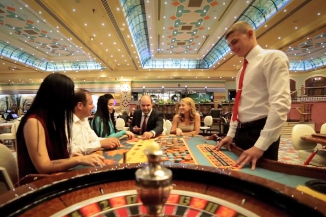 Des systèmes de reconnaissance faciale sont actuellement en cours de déploiement dans la plupart des casinos australiens. (crédit : NEC)