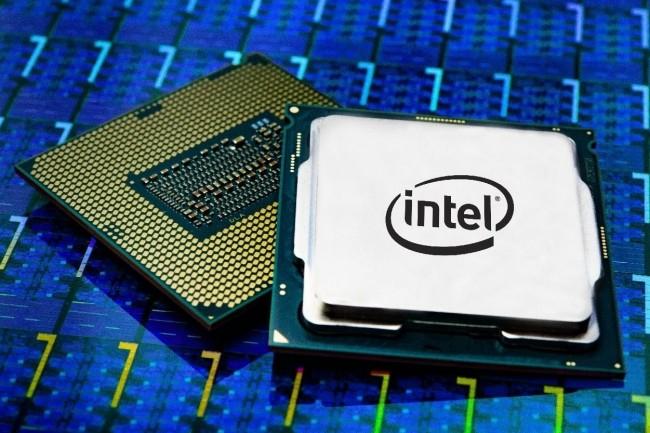 Les puces mobiles de 9e génération d'Intel sont basées sur l'ancienne architecture Coffee Lake à 14 nm. (crédit : Intel)