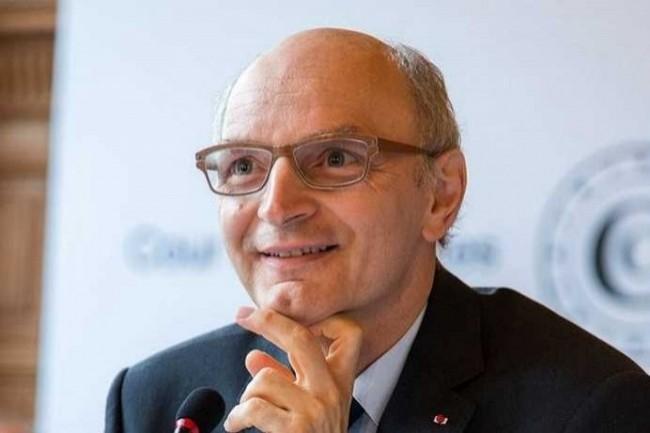 Didier Migaud, président de la Cour des comptes a demandé des clarifications au 1er ministre sur l'application de la réglementation sur l'Open Data. (crédit photo: economie.gouv.fr)