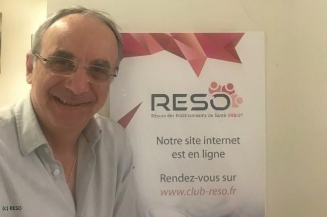 Le projet a été porté par le Dr Balouet au sein du club RESO