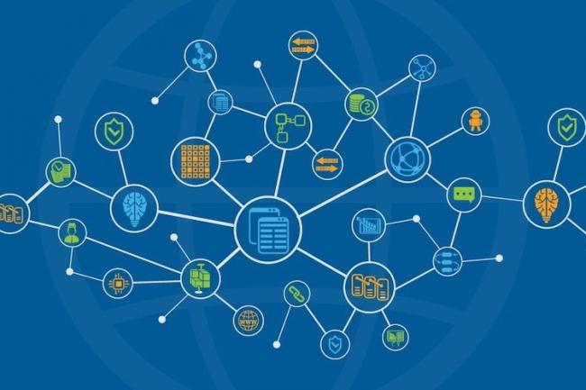 La moitié des cadres IT assure que la blockchain changera la façon dont leurs entreprises de technologie font des affaires. (Crédit D.R.)