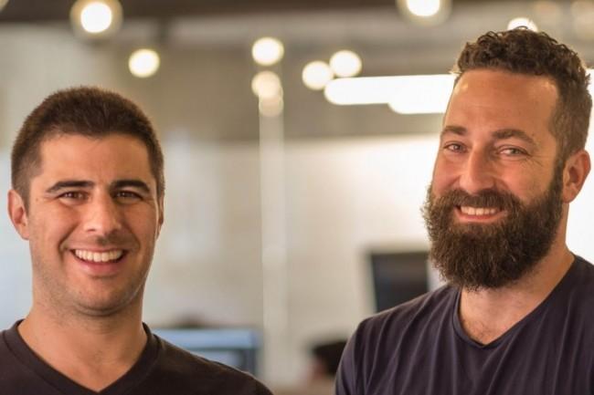 Racheté par McDonald's, Dynamic Yield a été co-fondé par Liad Agmo, CEO, et Omri Mendellevich, CTO. (Crédit : D.R.)