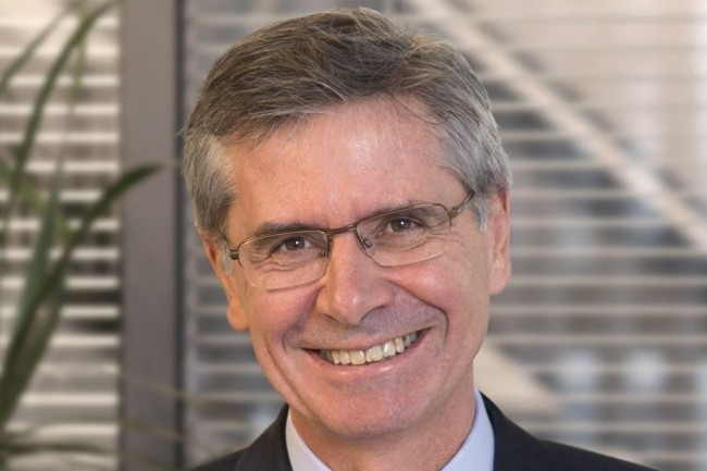 « A l'heure actuelle, la moitié des revenus globaux générés par nos partenaires proviennent de ceux qui se positionnent sur le segment des PME », explique Frédéric Dannery, le directeur commercial d'EBP. (crédit : D.R.)