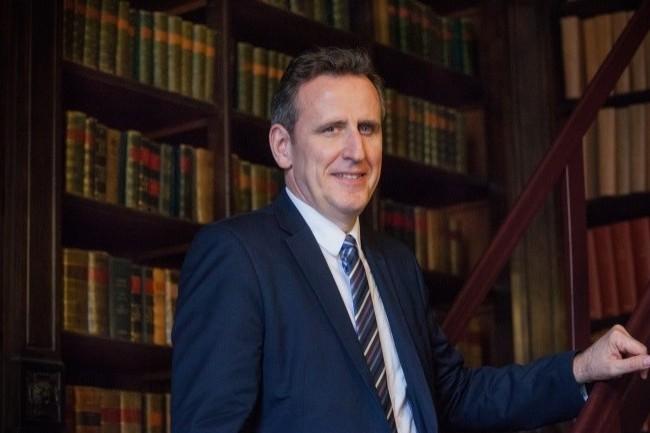 Le DSI du Conseil d'État, David Boucheny, témoignera de sa stratégie de dématérialisation sur la CIO.conférence du 12 juin 2019 à Paris. (crédit : Alexia Perchant)