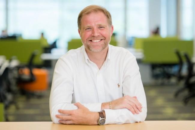 Laurent Bride est directeur technique et directeur operationnel de Talend. (Crédit : Talend)