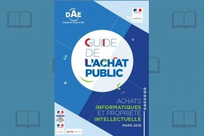 Le « Guide de l'Achat Public » dédié à l'IT vient d'être diffusé par la Direction des Achats de l'État. (crédit : D.R.)