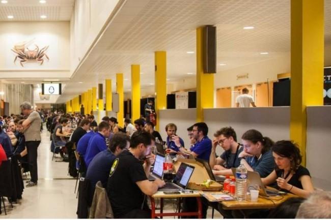 Après la « Nuit du Hack – Le Hack ! », le Breizh CTF se définit comme  la seconde plus grande compétition de hacking en France. Crédit. D.R.