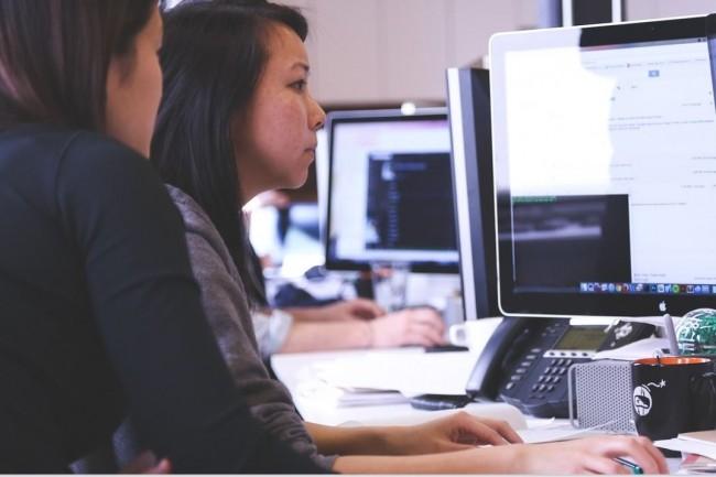 Le parcours proposé par Microsoft et OpênClassrooms permettra à davantage d'étudiants de se qualifier pour des emplois axés sur l'IA en Europe et aux Etats-Unis. Crédit. Pixabay.