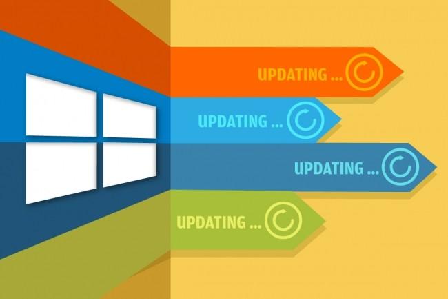 Comment se préparer à la prochaine mise à jour majeure de Windows 10 1903 attendu en mai 2019. (Crédit D.R.)
