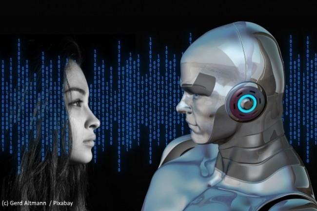 L'automatisation des relations avec les clients se développe au travers d'outils tels que les chatbots. (crédit : Pixabay)