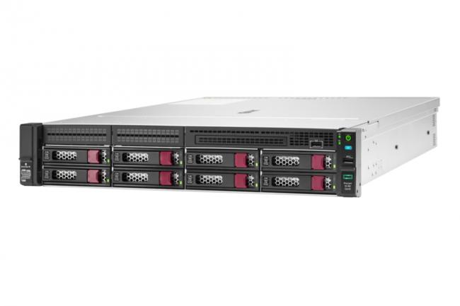 Les serveurs ProLiant font partie des solutions remisées par HPE. (Crédit : HPE)