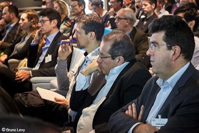 Le 16 avril 2019, CIO a organisé une matinée «IT et métiers : front commun sur la data».