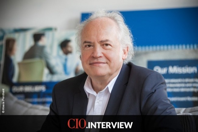Jean-Luc Galzi, vice-président exécutif IT chez GEFCO, a plusieurs chantiers dont la transformations de la DSI.