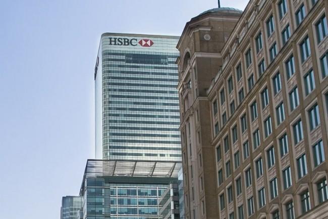 HSBC est engagé dans une stratégie multi-cloud. (Crédit : HSBC)