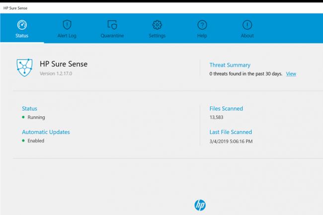 HP glisse un peu d'IA dans ses PC professionnels pour mieux les protéger contre lesmalwareset autrescybermenaces.(Crédit S.L.)