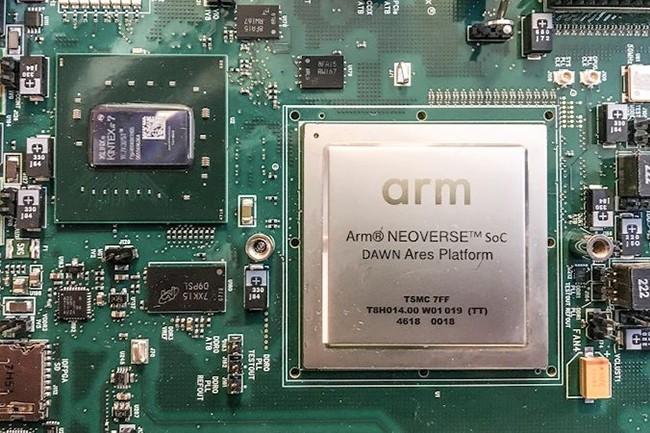 L'écosystème matériel et logiciel d'ARM va intégrer nativement les solutions de Docker pour déployer plus simplement des applications en péridphérie de réseau. (Crédit : D.R.)