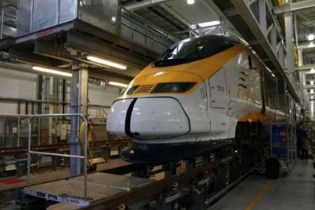 Eurostar a choisi la solution Delmia Quintiq pour planifier notamment la maintenance des trains. (Crédit Photo: D.R.)