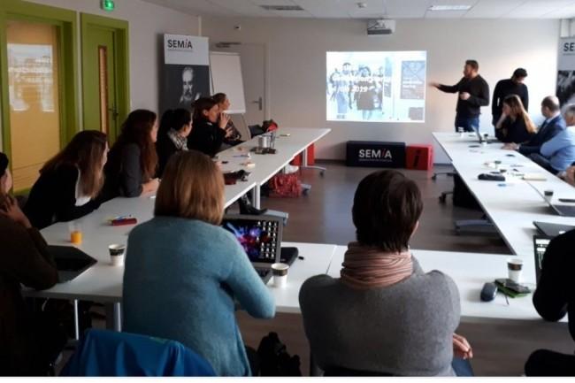 Implanté à Strasbourg et Mulhouse, Semia incube des projets innovants qu'ils soient issus de l'enseignement supérieur ou proposés par des entrepreneurs individuels. (Crédit: Semia)