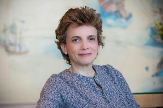 Succédant à Isabelle Falque-Pierrotin, Marie-Laure Denis a été nommée présidente de la CNIL en février 2019. (Crédit : Alexia Perchant)