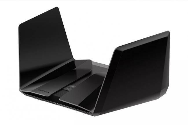 Le routeur Nighthawk de Netgear prend en charge la norme WiFi 6 ou 802.11ax. (Crédit Netgeat)