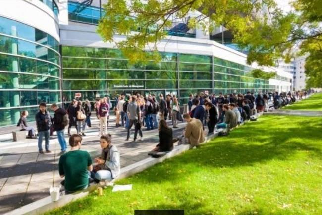 La majorité des projets financés par l'incubateur de Grenoble Ecole de management sont de nature numérique. Crédit photo:  GEM/Pierre Jayet