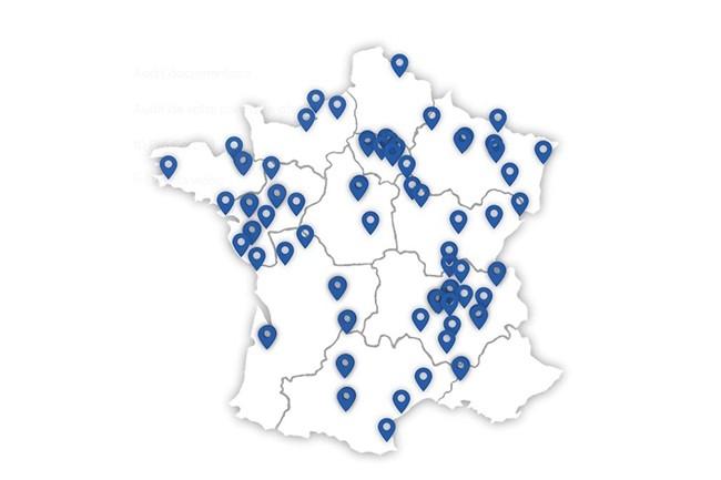Avec ce rachat dans les Hauts-de-France, C'Pro étend son maillage géographique au point de couvrir toutes les régions françaises. (Crédit : C'Pro)