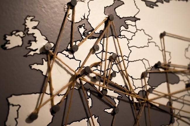 La majeure partie des attaques ciblant l'Europe proviennent de l'intérieur du vieux continent, selon une étude menée par F5 Networks. (Crédit : TheAndrasBarta, Pixabay)