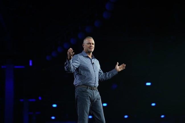 Jeff Clarke, vice-chairman, products and operations de Dell Technologies, a promis que les offres de stockage du milieu de gamme seraient rationalisées en 2019. (Crédit Photo : Dell)