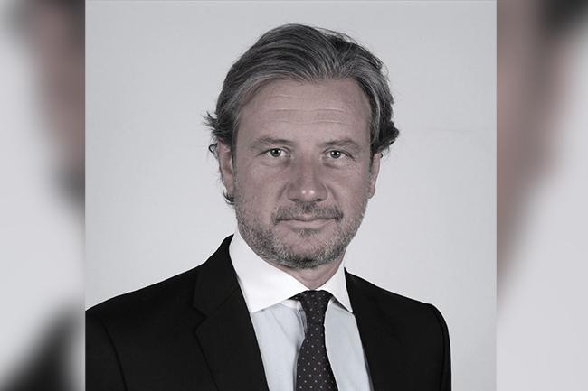 De 2013 à 2016, Jean-Pierre Tournemaine a occupé le poste de directeur général chez Interoute. (Crédit : Vertiv)