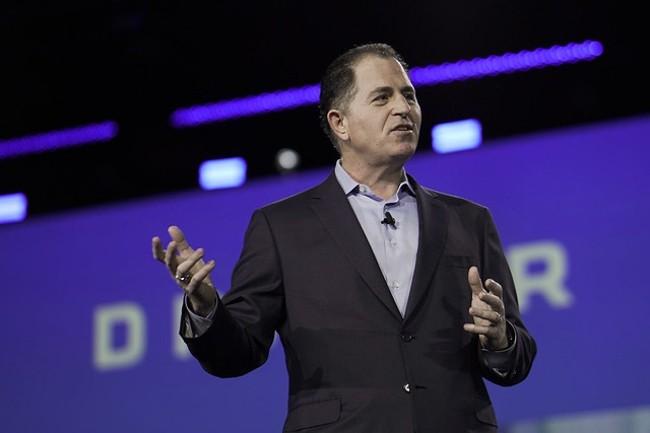 Michael Dell a souligné l'importance de la 5G dans sa stratégie de croissance en multipliant les partenariats dont celui avec Orange. (Crédit Photo : Dell)