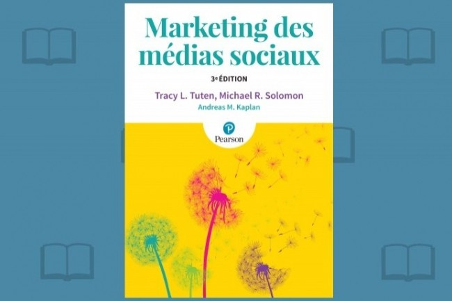 « Marketing des médias sociaux » a été publié chez Pearson France.