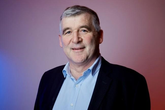 Hugues de Maussion, Directeur Innovation, Projets et SI chez Chronopost, plaide pour mieux servir le business grâce à la data. (crédit : Bruno Levy)