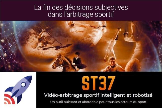 France Entreprise Digital : Découvrez aujourd'hui La fin des décisions subjectives dans l'arbitrage sportif
