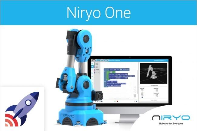 France Entreprise Digital : Découvrez aujourd'hui Niryo One