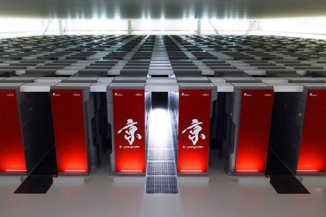 Le dernier supercalculateur exascale « Post-K » conçu par Fujitsu et le Riken Advanced Institute for Computational Science sera doté d'un processeur A64FX basé sur ARM. (crédit : D.R.)