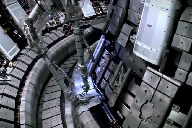 L'Autorité de l'énergie atomique britannique gère et exploite le Culham Centre for Fusion Energy (CCFE) à Oxfordshire où est hébergé le réacteur nucléaire JET. (crédit : D.R.)