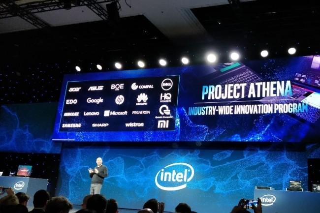 « Nous espérons qu'avec le temps, nous serons non seulement au zénith dans les designs Athena Project, mais que nous améliorerons aussi l'expérience de tous les portables du marché », a expliqué Josh Newman, le directeur général des segments d'innovation mobile pour Intel. (crédit : D.R.)