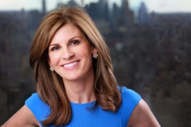 Jennifer Morgan a succédé début avril à Robert Enslin à la présidence de l'activité Cloud Business Group de SAP. (Crédit : SAP)