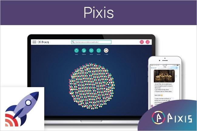 France Entreprise Digital : Découvrez aujourd'hui Pixis